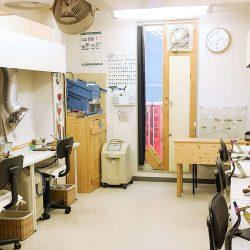 酸素バーナー教室 東京・浅草橋校1